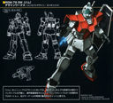 Gundam: Art of the RGM-79 GM
