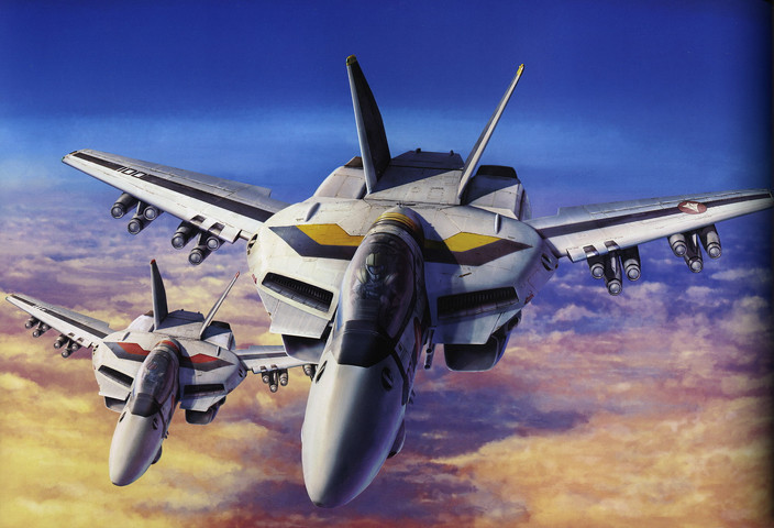 Macross: Squadron of VF-1