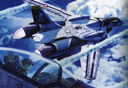Macross: Roy Focker and Shin Kudo's VF-0s