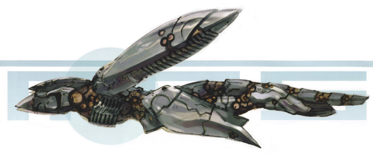 Metal Gear: Metal Gear Ray