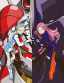 Eureka Seven: Two sides of the same coin