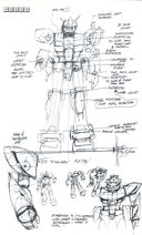 Gundam: Mead's Turn A Study 2