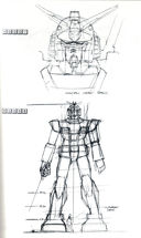 Gundam: Mead's Turn A Study 3