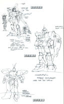 Gundam: Mead's Turn A Study 4