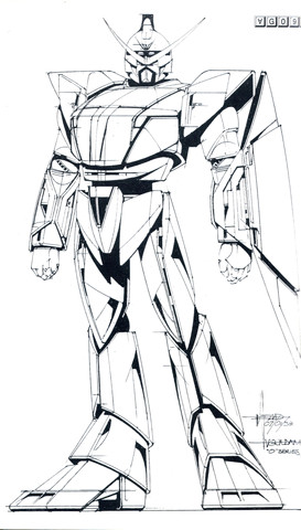 Gundam: Mead's Turn A Study 9