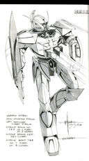 Gundam: Mead's Turn A Study 10