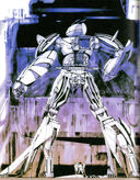 Gundam: Mead's Turn A Study 16