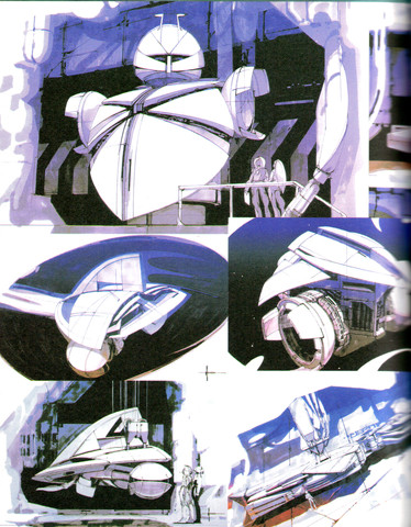 Gundam: Mead's Turn A Study 18