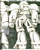Gundam: Mead's Turn A Study 21