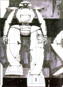 Gundam: Mead's Turn A Study 22