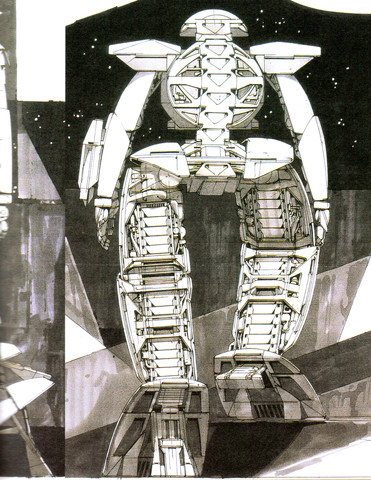 Gundam: Mead's Turn A Study 23