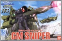 Gundam: High Grade 08th MS Team GM Sniper