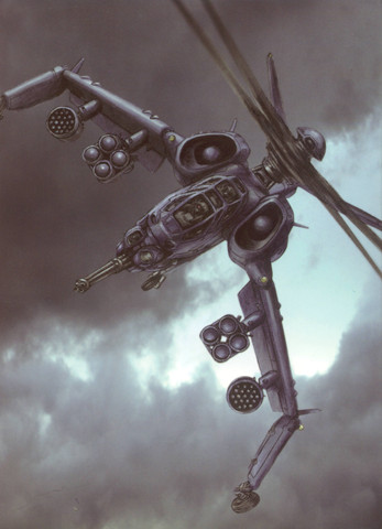 Patlabor: Attack Helicopter