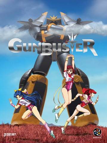 Gunbuster: Because Jung also deserves to get tenderly loved (if you know what I mean…)