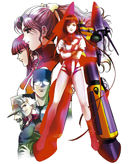 Gunbuster: The Pose!
