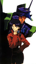 Evangelion: The Mother, the Surrogate Mother