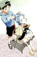 Evangelion: I guess even clones need their hair cut
