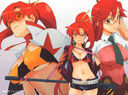 Gurren Lagann: Which of the Yokos is hottest?