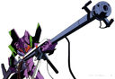 Evangelion: More of that position rifle
