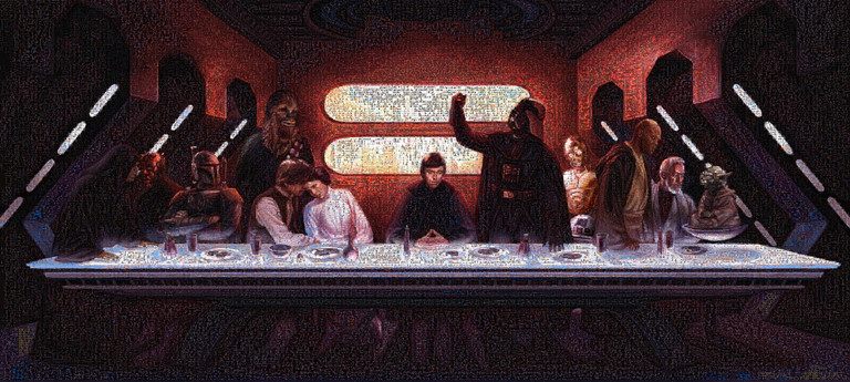 Star Wars: Mosiac Supper