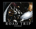 Demotivation: Road Trip!