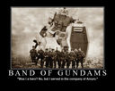 Demotivation: Band of Gundams