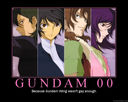 Demotivation: Gundam 00