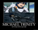 Demotivation: Micheal Trinity