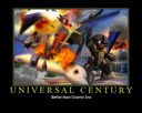 Demotivation: Universal Century