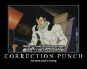 Demotivation: Correction Punch