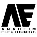 Gundam: I like the Anaheim Electronics logo