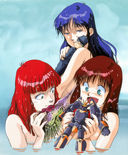Gunbuster: I still think Jung is the hottest of the three