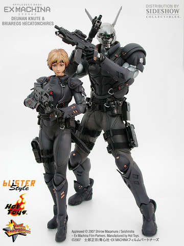 Appleseed: DO WANT
