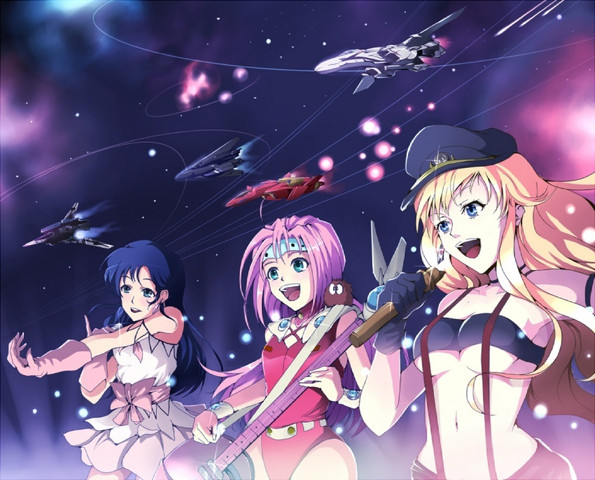 Macross: Listen to their song!