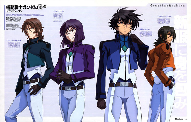 Gundam: The Gundam Meisters