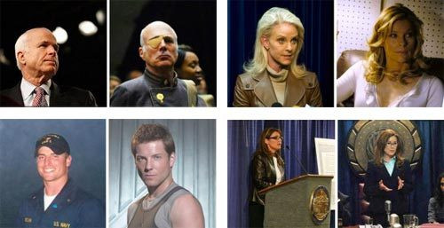 Battlestar Galactica: John McCain is a Cylon, and I'm still voting for Ron Paul