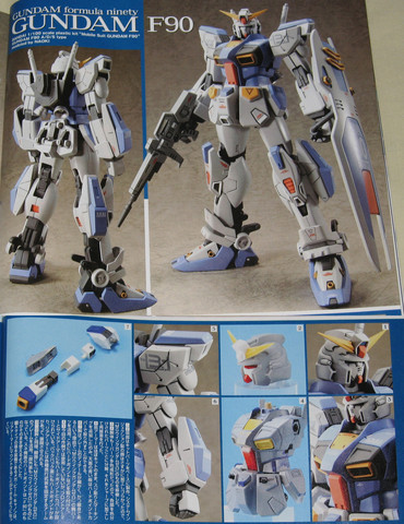 Gundam: Formula 90