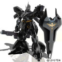 Gundam: Sazabi in Black