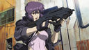 Ghost in the Shell: I dunno why Shirow likes bull-pup rifles