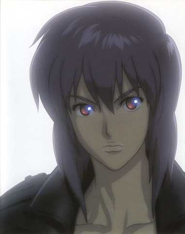 Ghost in the Shell: Where do I find women like this?