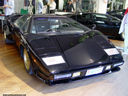 Real Life: A black Lamborgini Countach LP400S without spoiler (4 of 5)