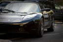 Real Life: Tesla Roadster, now available in black