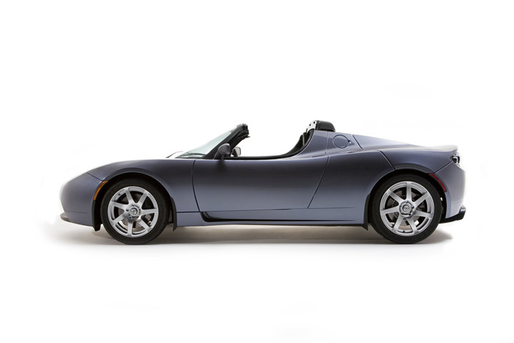 Real Life: Seriously, the Tesla Roadster came from the future