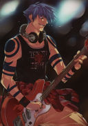 Gurren Lagann: Listen to his song!