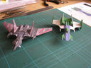 Wing Commander: Fuck yeah, papercraft!