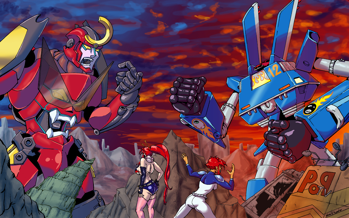 Megas XLR Movie