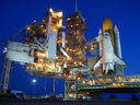 Real Life: Good luck STS-125