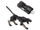 Transformers: Ravage as a transforming USB key