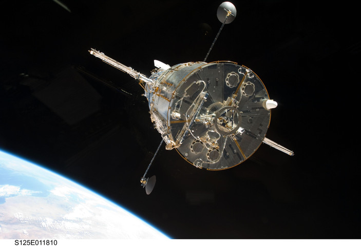 Real Life: Hubble now Harder, Better, Faster, Stronger