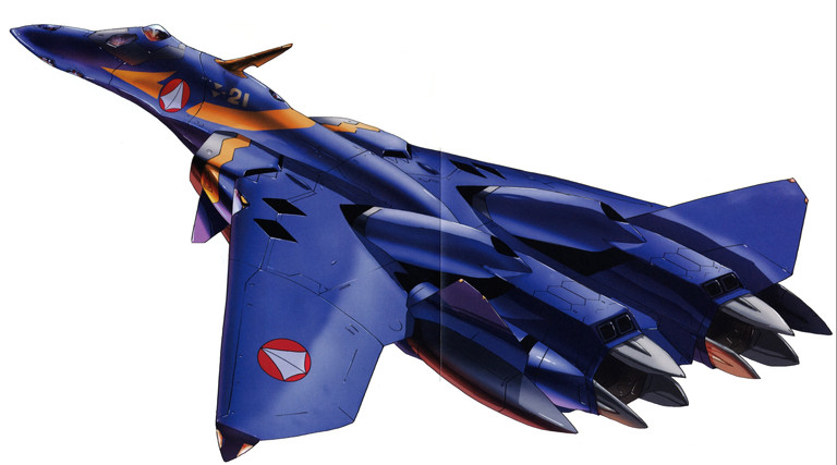 Macross: I wouldn't mind driving one of these to work